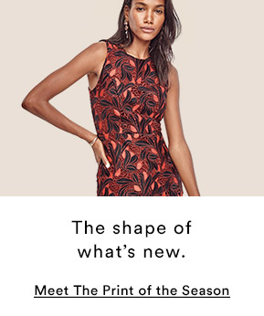 Mee the Print of the Season
