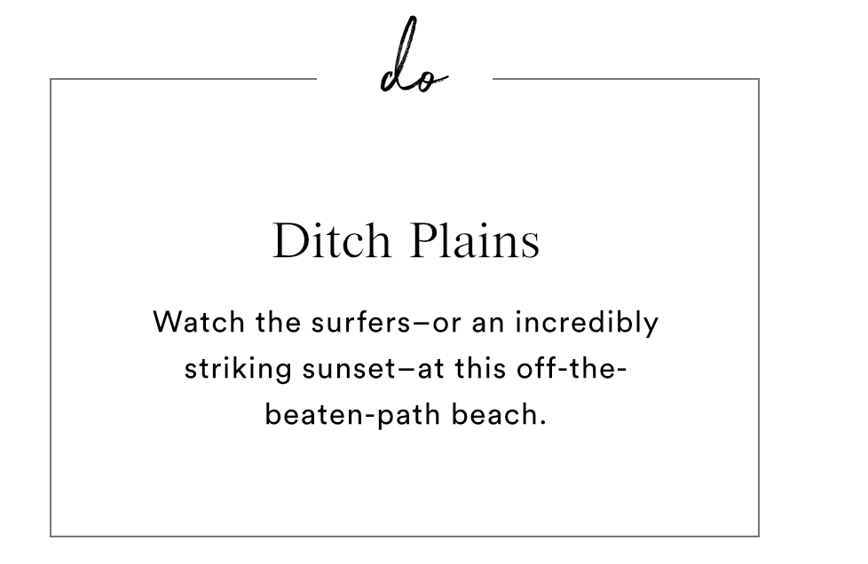 DO - DITCH PLAINS