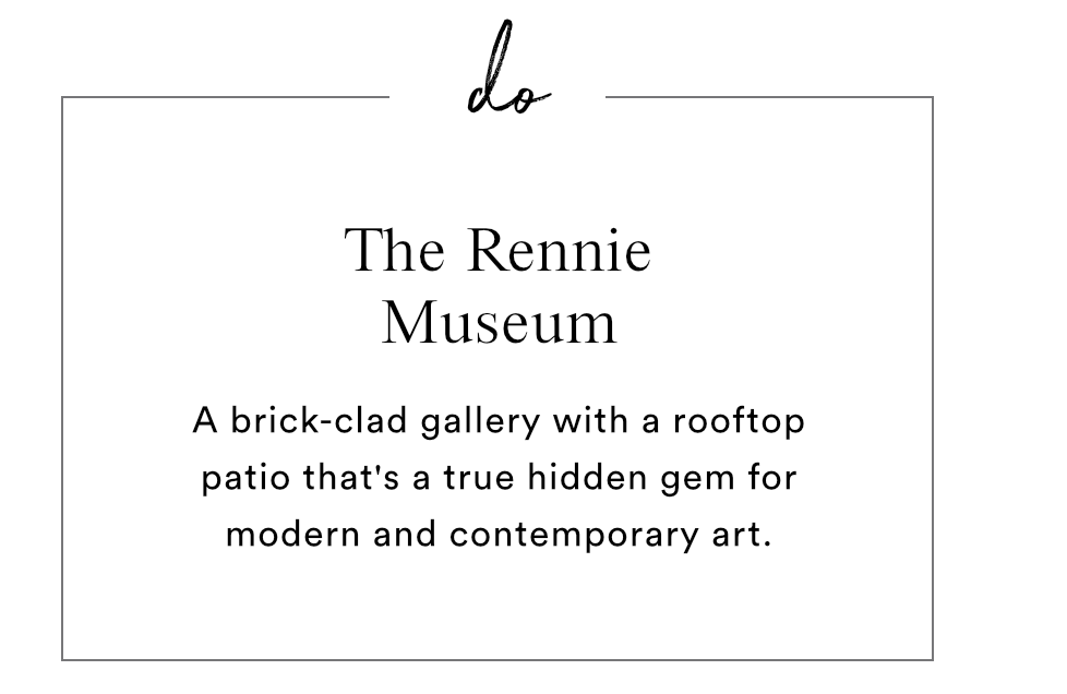 DO - THE RENNIE MUSEUM