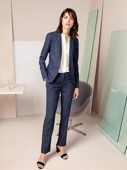 Work Outfits Professional Business Attire For Women Ann Taylor