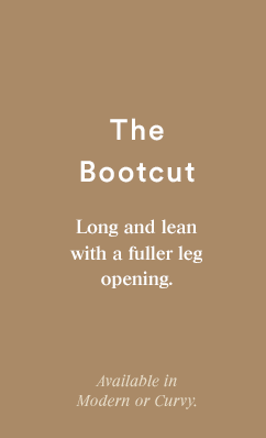 The Bootcut - SHOP THE LOOK