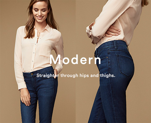 SHOP THE MODERN FIT