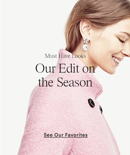 Must Have Looks Our Edit on the Season