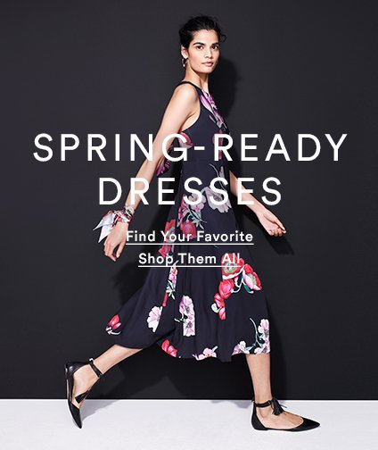 Dresses of Spring