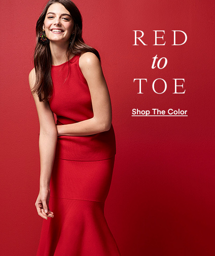 Holiday in Red