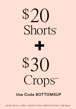 Shorts and Crops Promo