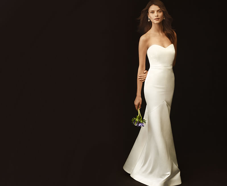 Ann taylor spring wedding collection junglespirit Image collections