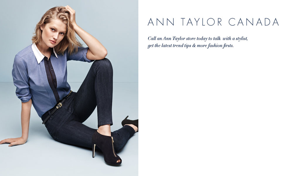 ANN TAYLOR CANADA STORE LOCATIONS