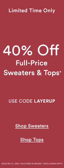4-% OFF FP Sweaters & Tops