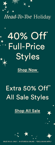 50% Off NFP Styles